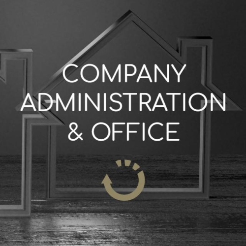 Company Administration & Office