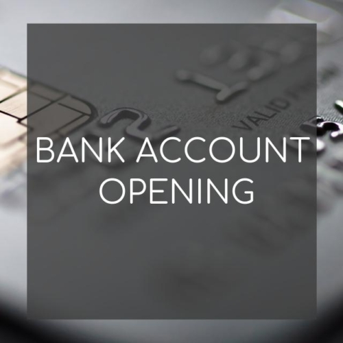 Bank Account Opening